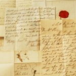 Correspondence from ancestors is so important for the family history researcher
