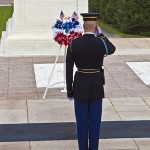 A fascinating sight for the family history researcher is the changing of the guard at the tomb of the Unknown Soldier.