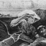 The assassination of Archduke Franz Ferdinand and his wife set off the chain of events that began WW1