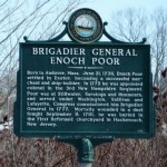 A genealogical find: the country's oldest Historical Marker in Hackensack N.J.