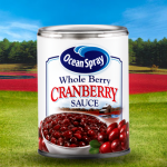 The cranberry's history is like the relative who has done good. Doesn't this look famliar?