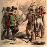 Native Americans are very much a part of the history of the Pilgrims who settled this country