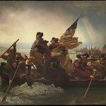 History and the genealogist will recall December 1776 and Washington's army crossing the Delaware.