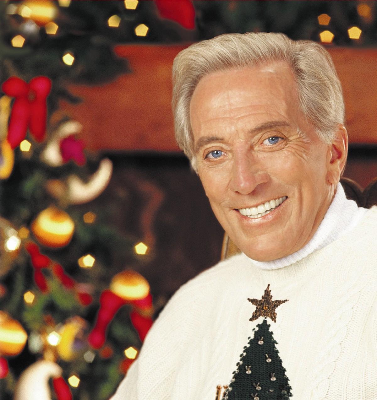 Our Genealogist Loves Christmas and Crooner Andy Williams