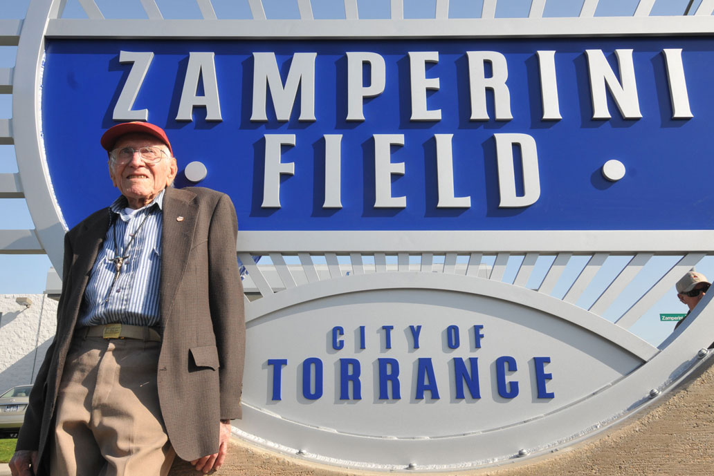Unbroken Wwii Hero Louis Zamperini And His Strong Family