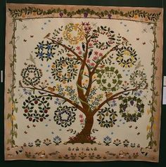 A family heirloom such as a quilt may uncover genealogy details as well as ancestry information