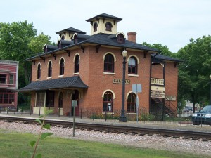 RecordClick genealogist has found a train station that has meaning for her genealogical work.