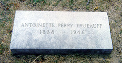 The Tony Awards are named for Antoinette Perry who is buried in the famous Woodlawn Cemetery in the Bronx, New York.