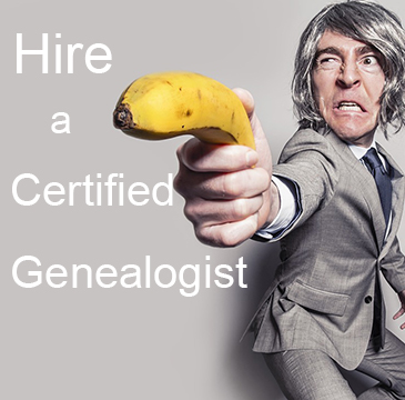 Certified Genealogist