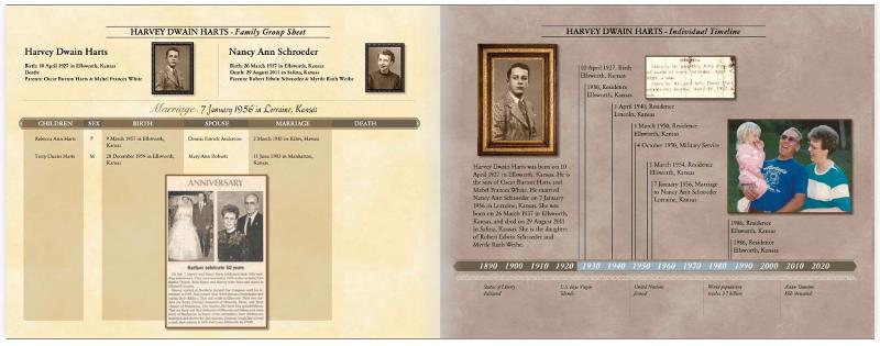 legacy books example 2