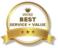 voted best value