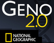 national geographic geno DNA logo
